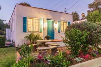 1097 E Rio Grande Street, Pasadena, CA 91104 - MLS#: 819004590