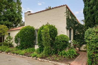 234 Marguerita Lane, Pasadena, CA 91106 - MLS#: 819004591