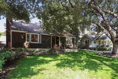 1177 E Elizabeth Street, Pasadena, CA 91104 - MLS#: 819004734