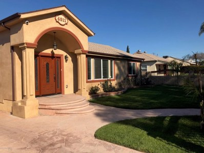 6511 Bonner Avenue, North Hollywood, CA 91606 - MLS#: 819004738