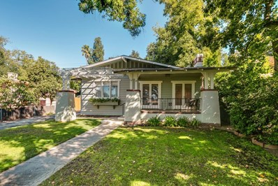 1257 E Topeka Street, Pasadena, CA 91104 - MLS#: 819004741