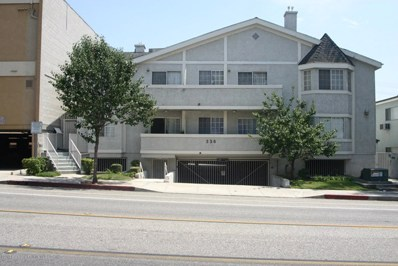 336 E Verdugo Avenue UNIT 106, Burbank, CA 91502 - MLS#: 819004841