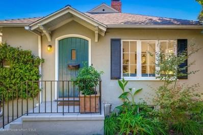 1107 Oak Street, South Pasadena, CA 91030 - MLS#: 819004879