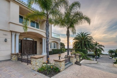 7401 Alida Place, Rancho Palos Verdes, CA 90275 - MLS#: 819004898