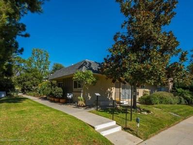 2479 Loma Vista Street UNIT 10, Pasadena, CA 91104 - MLS#: 819004987