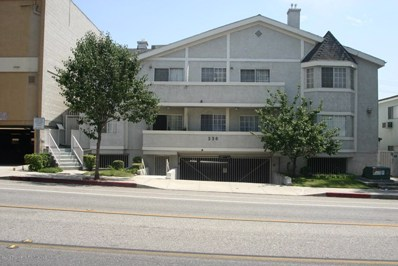 336 E Verdugo Avenue UNIT 106, Burbank, CA 91502 - MLS#: 819005015