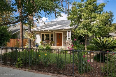 343 Linwood Avenue, Monrovia, CA 91016 - MLS#: 819005090