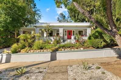 1401 N Mar Vista Avenue, Pasadena, CA 91104 - MLS#: 819005092