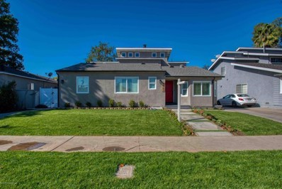 4943 Sunnyslope Avenue, Sherman Oaks, CA 91423 - MLS#: 819005125