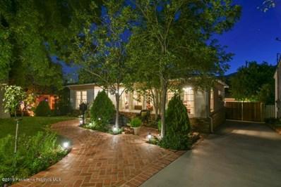 3424 Mary Ann Street, Glendale, CA 91214 - MLS#: 819005128