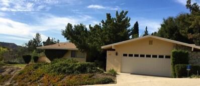 1631 Parway Drive, Glendale, CA 91206 - MLS#: 819005146
