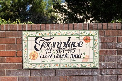 401 W Duarte Road UNIT 2, Arcadia, CA 91007 - MLS#: 819005186