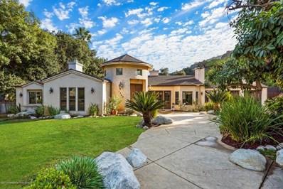 1340 El Mirador Drive, Pasadena, CA 91103 - MLS#: 819005226