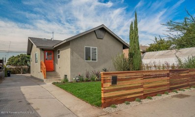 1331 Fraser Avenue, Los Angeles, CA 90022 - MLS#: 819005299