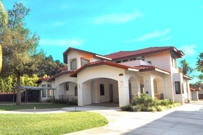 460 E Sacramento Street, Altadena, CA 91001 - MLS#: 819005360