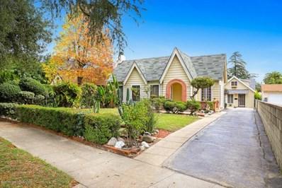2122 Navarro Avenue, Altadena, CA 91001 - MLS#: 820000124