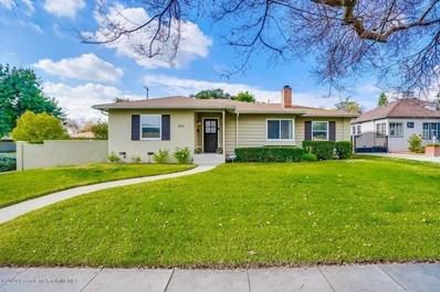 475 N Daisy Avenue, Pasadena, CA 91107 - MLS#: 820000137