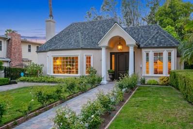 1623 Ben Lomond Drive, Glendale, CA 91202 - MLS#: 820000180