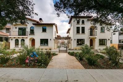 388 S Los Robles Avenue UNIT 206, Pasadena, CA 91101 - MLS#: 820000197