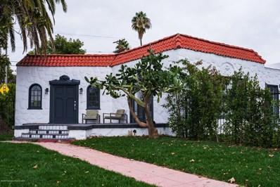 1043 S Plymouth Boulevard, Los Angeles, CA 90019 - MLS#: 820000265