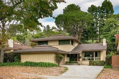 360 Camino Del Sol, South Pasadena, CA 91030 - MLS#: 820000287