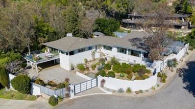 2869 Winterhaven Lane, Altadena, CA 91001 - MLS#: 820000436