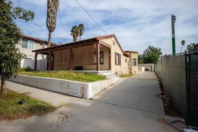 266 N Wilson Avenue, Pasadena, CA 91106 - MLS#: 820000468