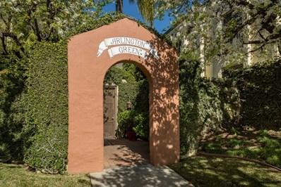 299 Arlington Drive, Pasadena, CA 91105 - MLS#: 820000550