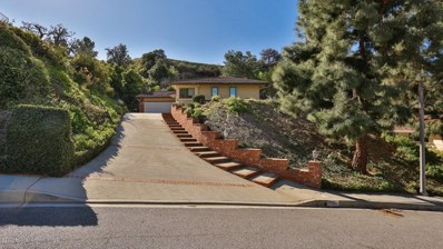 2660 Sleepy Hollow Place, Glendale, CA 91206 - MLS#: 820000562