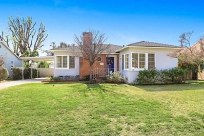 2254 Queensberry Road, Pasadena, CA 91104 - MLS#: 820000723