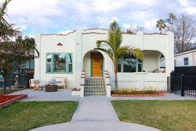 91 Ventura Street, Altadena, CA 91001 - MLS#: 820000782