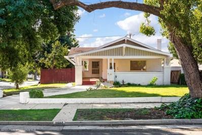 1580 Whitefield Road, Pasadena, CA 91104 - #: 820000881