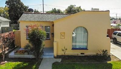 418 E Home Street, Long Beach, CA 90805 - MLS#: 820001085