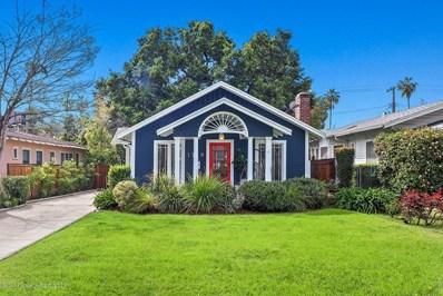 1710 Rose Villa Street, Pasadena, CA 91106 - MLS#: 820001089