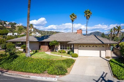 746 Avonglen Terrace, Glendale, CA 91206 - MLS#: 820001203