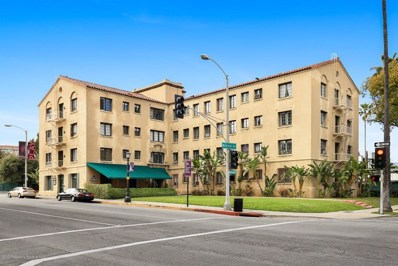 85 N Madison Avenue UNIT 41, Pasadena, CA 91101 - MLS#: 820001231