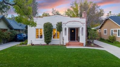 1527 Loma Vista Street, Pasadena, CA 91104 - #: 820001233