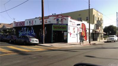 2100 Maple Avenue, Los Angeles, CA 90011 - MLS#: AR16713574