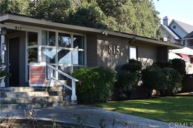 815 W Foothill Boulevard, Monrovia, CA 91016 - MLS#: AR17012793