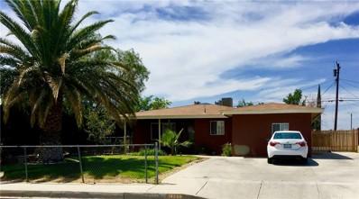 16205 Del Norte Drive, Victorville, CA 92395 - MLS#: AR17169256