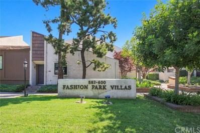 594 W Huntington Drive UNIT D, Arcadia, CA 91007 - MLS#: AR17192727