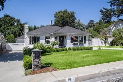167 N Lincoln Place, Monrovia, CA 91016 - MLS#: AR17212158