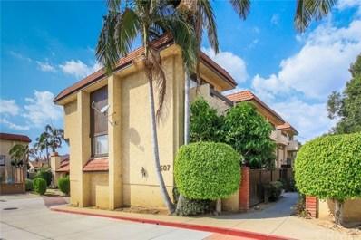 507 S New Avenue UNIT C, Monterey Park, CA 91755 - MLS#: AR17217507