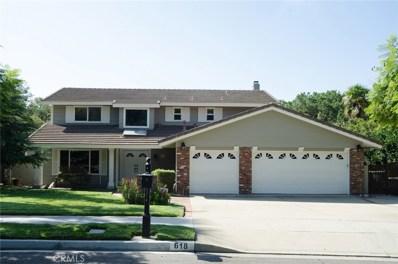 618 Martin Way, Claremont, CA 91711 - MLS#: AR17217514