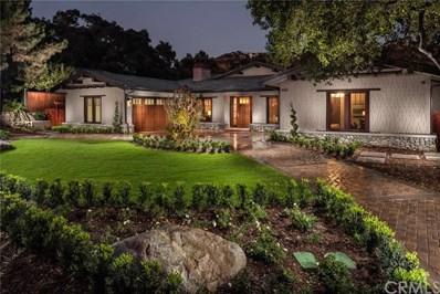 1600 Highland Oaks Drive, Arcadia, CA 91006 - MLS#: AR17221606