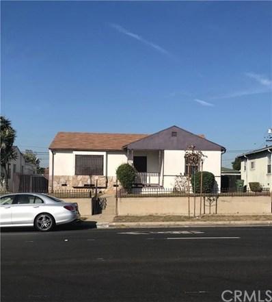 10827 S Van Ness Avenue, Inglewood, CA 90303 - MLS#: AR17225111