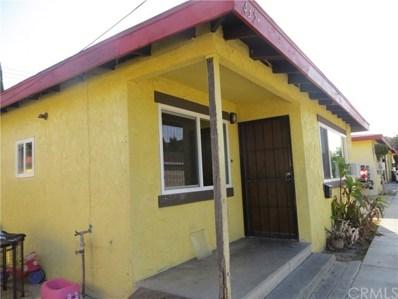 435 Pomelo Avenue UNIT C, Monterey Park, CA 91755 - MLS#: AR17231497
