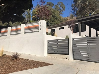 596 E Avenue 28, Los Angeles, CA 90031 - MLS#: AR17231667