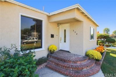 332 Pamela Road, Monrovia, CA 91016 - MLS#: AR17238253