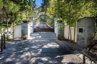 9504 Heather Road, Beverly Hills, CA 90210 - MLS#: AR17246920